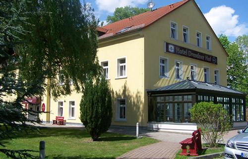 Hotel Dresdner Hof Zittau