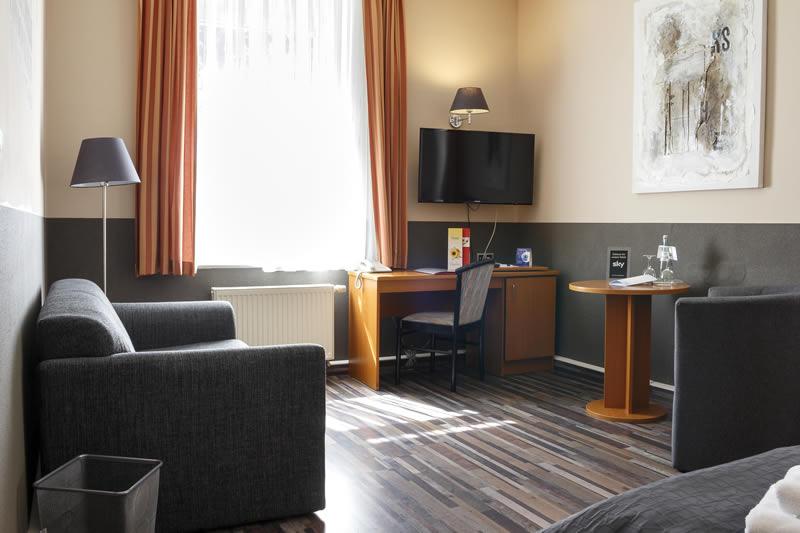 Hotel Dresdner Hof Komfort Doppelzimmer