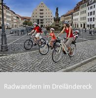 Radwandern Dreiländereck
