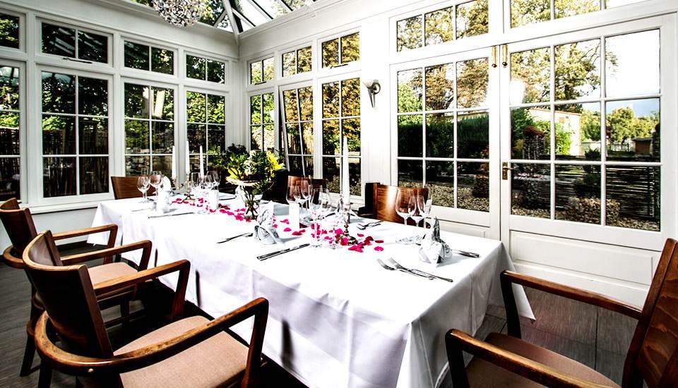 Restaurant Scholek mit Wintergarten