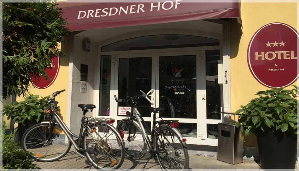Hotel Dresdner Hof Radwandern