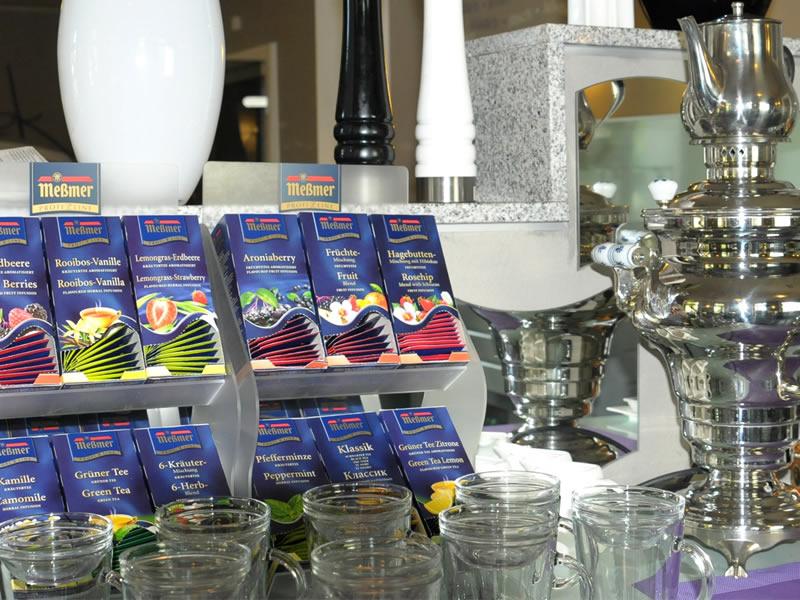 Hotel Dresdner Hof Zittau Breakfast Buffet