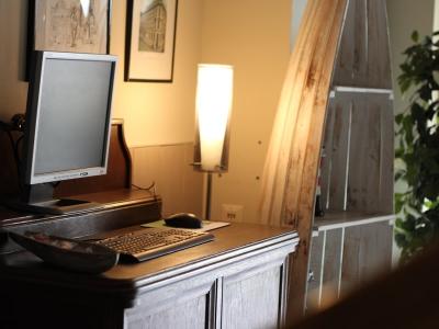 Guesthouse Dresdner Hof Zittau Internet Terminal