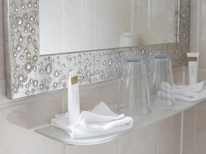 Guesthouse Dresdner Hof Zittau Room Bathroom