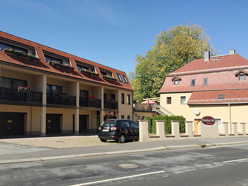 Guesthouse Dresdner Hof Zittau