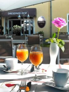 Restaurant Scholek in Zittau Garden