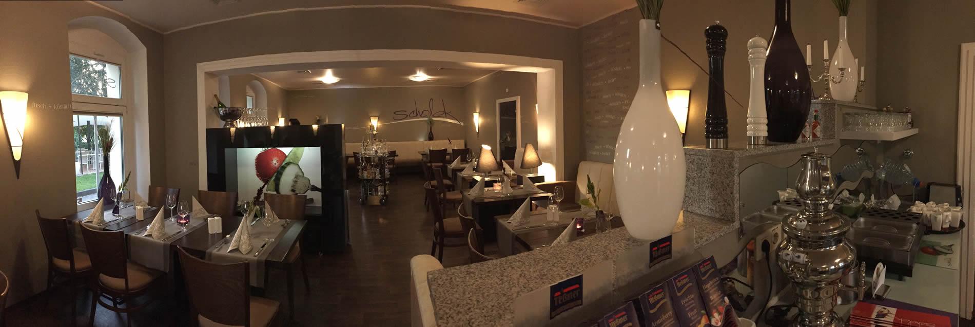 Scholek - Restaurant im Hotel Dresdner Hof