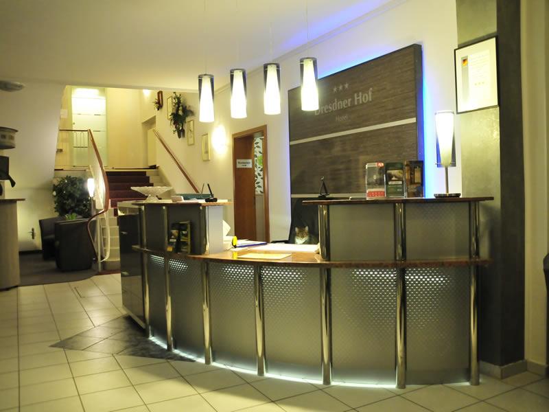 Welcome to the Hotel Dresdner Hof Zittau